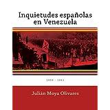 Inquietudes españolas en Venezuela