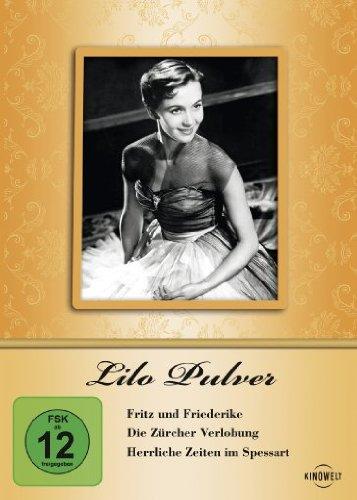 Lilo Pulver Edition [3 DVDs]