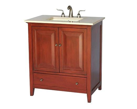 32-Inch Contemporary Style Single Sink Bathroom Vanity Model 2405-505 BE