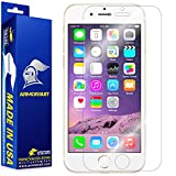 "ArmorSuit MilitaryShield - Apple iPhone 6 Screen Protector (4.7"") Anti-Bubble Ultra HD - Extreme Clarity & Touch Responsive Shield with Lifetime Free Replacements - Retail Packaging"
