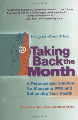 Taking Back The Month: A Personalized Solution For Managing Pms And Enhancing