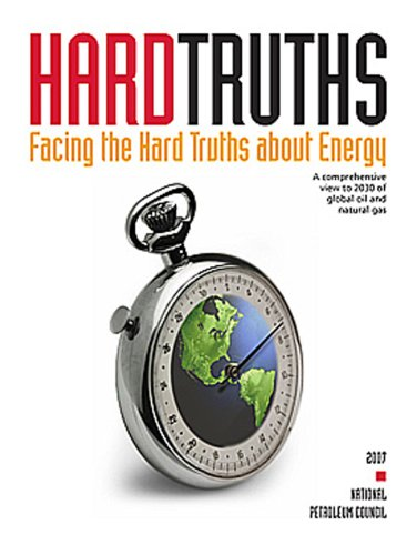 Hard Truths: Facing the Hard Truths About Energy