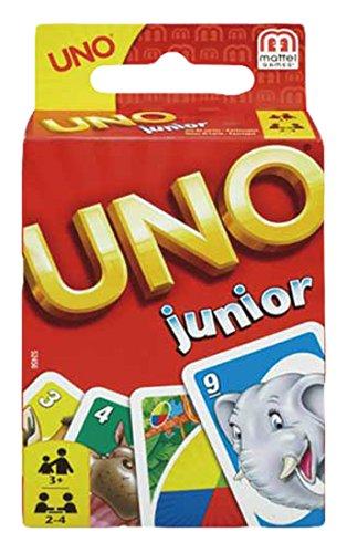 Mattel Games - UNO Junior, juego de cartas (52456)