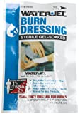 "First Aid Only 4"" X 4"" Water Jel Burn Dressing, Sterile (Pack of 3)"