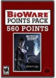 BioWare Points 560 Witch Hunt [Online Game Code]