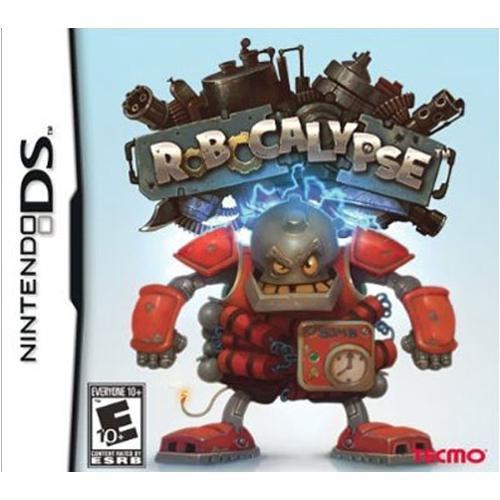 Tecmo-Robocalypse (Nintendo DS)