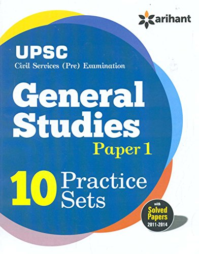 10 Practice Sets - General Studies Paper-1 (Old Edition)