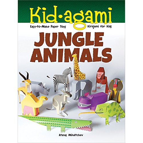 Dover Agami Jungle Animals Kid Publications - 1