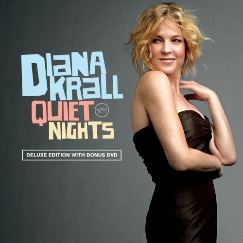 Krall, Diana Quiet Nights -cd+dvd- Other Swing by Diana Krall