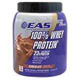 EAS 100% Whey Protein, Chocolate, 2 Pound