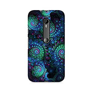 MOBICTURE Pattern Premium Designer Mobile Back Case Cover For Moto X Force