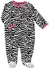 Carter's Girls Newborn-9 Months Zebra…