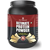 CRD Ayurveda Ultimate Protein  Whey Protein Supplement - 500 G (Vanilla)