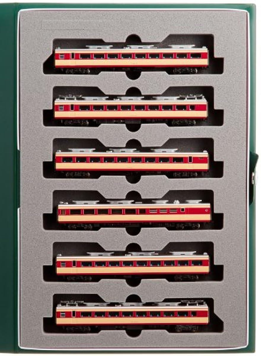 [해외] KATO N게이지 181 계 100카운터 때아즈사 증결 6 양세트 10-1148 철도 모형 전철-10-1148 (2013-05-30)