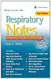 Respiratory Notes: Respiratory Therapists Pocket Guide (Daviss Notes)