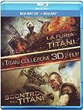 La Furia Dei Titani / Scontro Tra Titani (2 Blu-Ray+2 Blu-Ray 3D) [Italia] [Blu-ray]