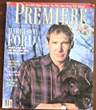 img - for Premiere: The Movie Magazine (March, 1988) (Harrison Ford cover) book / textbook / text book