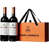 Marques De Murrieta 2009 Tinto Reserva Duo Set Wine in Luxury Gift Pack (Case of 2)