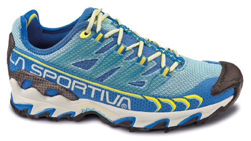 La Sportiva Ultra Raptor Mountain Running Shoe - Women's Light Blue 37.5