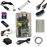 Raspberry Pi Ultimate Starter Kit -- Includes 12 Essential Accessories