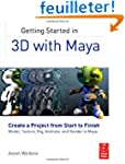 Getting Started in 3D with Maya: Crea...