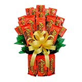 I Ate My Gift Birthday Chocolate Gift Pack All Reeses Candy Bouquet