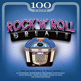 100 Songs Rock N Roll Greats