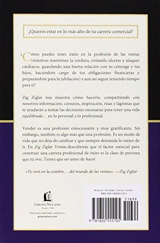 Zig Ziglar Ventas: El Manual Definitivo Para El Vendedor Profesional