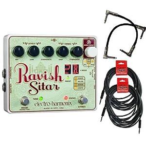 Electro-Harmonix Ravish Sitar Japanese Demo