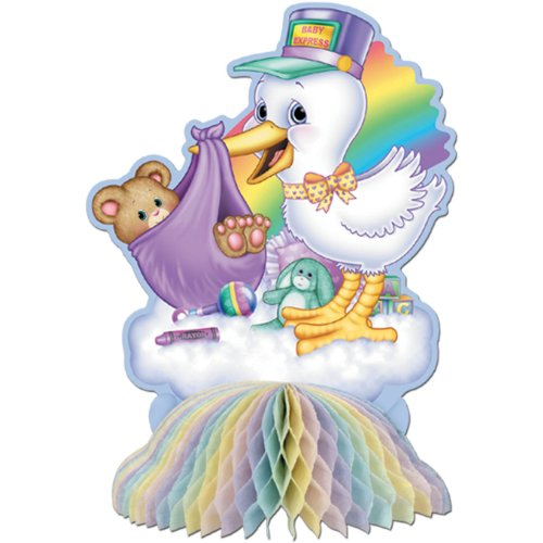 Cuddle-Time Centerpiece Party Accessory (1 count) (1/Pkg) - 1