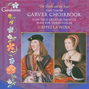 Carver: Music From The Carver Choirbook
