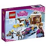 レゴ (LEGO) ディズニープリンセス アナとクリストフのアドベンチャー 41066