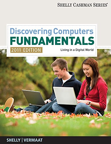Bundle: Discovering Computers - Fundamentals 2011 Edition + Microsoft Office 2010: Essential + Video DVD, Brief