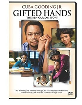 "Cover of ""Gifted Hands: The Ben Carson St..."