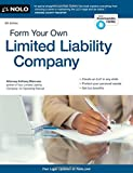 img - for Form Your Own Limited Liability Company: Create An LLC in Any State book / textbook / text book