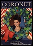 img - for CORONET - Volume 15, number 2 - December 1943: The Gift of the Magi; The Lady and the Doctor; The Good Old Days of Vaudeville; Tomorrow's Merchant Marine; Arthritis: Medicine's Stepchild; Labor Dons a Mortar Board; White Housekeeping book / textbook / text book