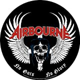 Airbourne - No Guts No Glory - Backpatch