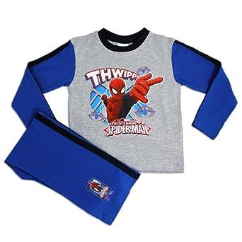 Boys Spiderman Pyjamas | Boys Spiderman PJs | THWIPP | Age 6 to 7