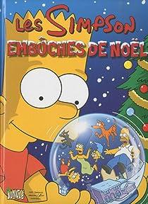 Les Simpson, Tome 1 : Emb�ches de No�l par Groening
