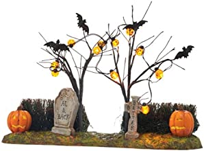 Department 56 Halloween Accessories Village Jack-O-Lantern Yard Accessory, 2.17-Inch