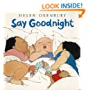 Say Goodnight (Oxenbury Board Books)
