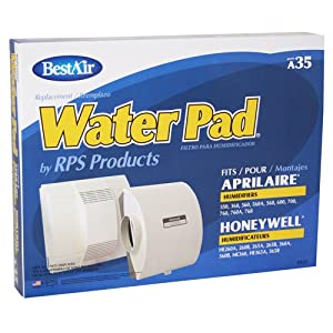 BestAir A35-6 Aprilaire 35 Metal Waterpad