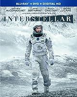 Interstellar [Blu-Ray+ DVD+ HD] from Paramount