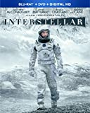 Interstellar Bluray