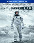 Interstellar [Blu-ray + DVD + Digital...