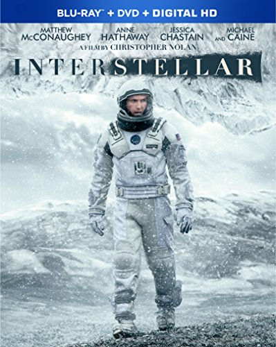 Interstellar [Reino Unido] [Blu-ray]
