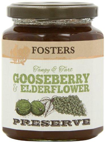fosters-gooseberry-and-elderflower-preserve-340-g-pack-of-4