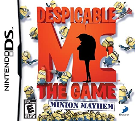 Despicable Me: The Game: Minion Mayhem