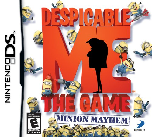 Despicable Me: The Game: Minion Mayhem (Mayhem Game compare prices)