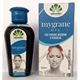 PANKAJA KASTHURI MYGRANE OIL 100 ML ( FOR CHRONIC MIGRAINE & HEADACHE )